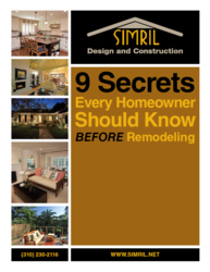 consumer e-guide to remodeling cover
